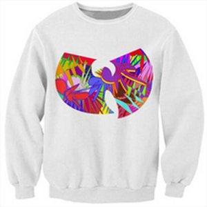 2020 New Arrivals Wutang Crewneck Sweatshirt Sweats Spring Autumn Style Hip Hop Jumper Fashion Clothing Women Men Casual Tops
