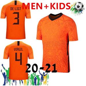2020 2021 Orijinal futbol forması Holla futbol formaları kitleri gömlek 20 21 camisa de futebol maillot de ayak Çocuk Retro futbol formaları
