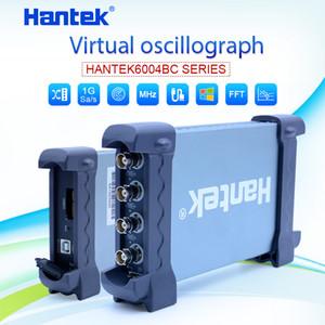 HANTEK الرقمية راسم 6074BC / 6104BC / 6204BC / 6254BC 1GSa / ق 4 قنوات 70-250MHz Osciloscopio السيارات الذبذبات USB