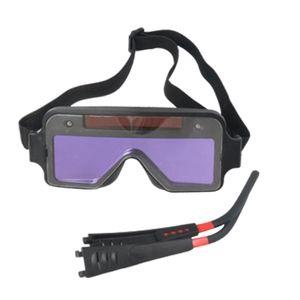 Máscara Auto escurecimento LCD Welding Helmet Óculos solares soldador Olhos Óculos Protecção dos olhos