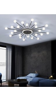 New led Chandelier For Living Room Bedroom Home chandeliers ball Modern decor Led Ceiling Chandelier Lamp Lighting chandelier
