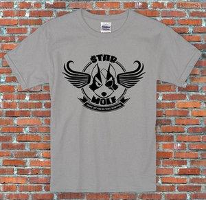 """Lobo """"Não é possível deixar você fazer isso, Star Fox!"""" Arwing Video Game Inspirado T shirt fraco Tamanho Top Ajax 2018 Funny T Shirts"""