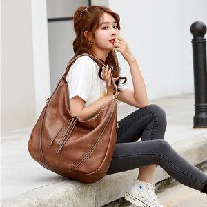 Mulheres designer sacos Bolsas Sacos borlas Single-ombro saco de couro Bolsas Bucket Bag Casual Alta Qualidade Retro Totes LSK1401