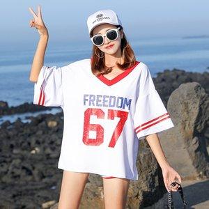 Nw51I 2019 nuovo costume da bagno bikini three-piece bikini studente sport di divisione che copre il costume da bagno delle donne dimagrante coreana ventre conservatore spri caldo