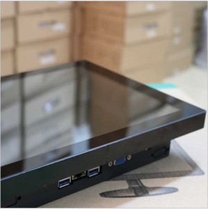 "8 inch industrial touch screen panel pc 8"" industrial mini pc win7,win8,linux,unix all-in-one PC"