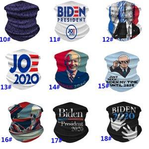 Trump 2020 Face Shield Bandana Biden Seamless Magic Scarf Keep America Great Headbands Cycling Headwear Neck for Party Mask Hh9-3151