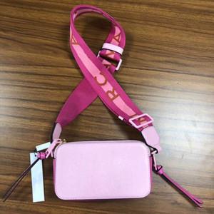 çanta fermuar 2020 yüksek doku postacı Çanta Omuz Çantası Moda En çok satan basit kamera çantası küçük kare çanta yatay gövde çantası çanta