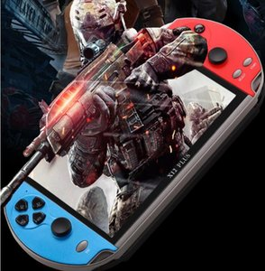 X12 PLUS Video Game 7inch LCD Double Rocker Handheld Retro Game Console Player for 3000 Games vs x7 400 821 hot sale