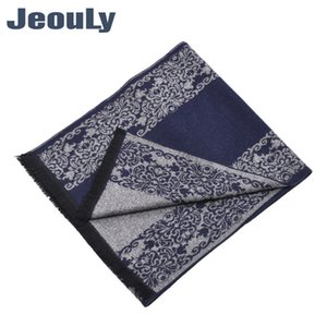 couples scarf female 2020 men qiu dong the day warm shawl collar fashionable Europe and the United States export custom