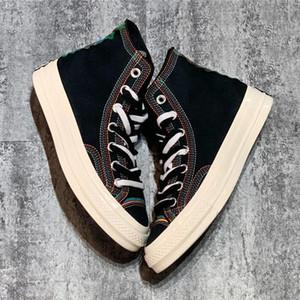2020 Free Mens COMMEs des GARCONS PLAY Chuck 1970 Cavans sneakers, men s Taylor vulcanized shoes, men skateboards, womenskateboards, wo