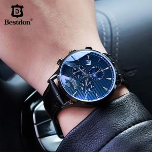 Наручные часы Швейцария Мужчины Механический Дон Оригинальный дизайн Автоматические часы Часы Relogio Masculino