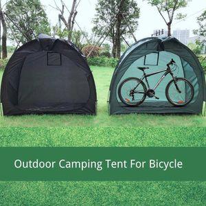 Portable Tenda di campeggio esterna per Rainproof biciclette esterna impermeabile Escursionismo Mountain bike tenda Sun Shelter