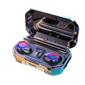 Hot Sales Original TWS Bluetooth Earphone 5.0 Touch Music Wireless Earphones Stereo Bass Headphones True Wireless Earbuds Basic