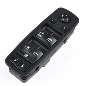 Zhongkai compa Maître lève-vitre électrique avant gauche Commutateur côté conducteur pour la période 2008-2012 Dodge Nitro Jeep Liberty, 2009-2010 Dodge Journey 4602632AG