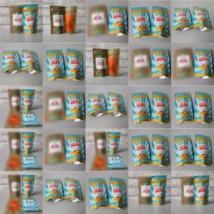 Dayanıklı Yukarı Gelato Çiçekler Fıstık Sherbinskis Bacio Çanta Mylar xAjHw Koku Qpseller Nefes Kuru Kılıfı Tereyağı Herb İçin Whbud Bags Standı Packaging