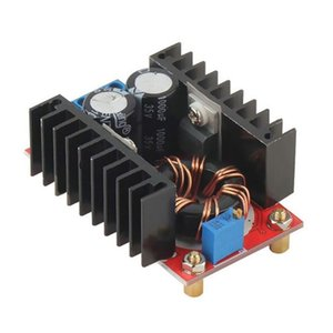 Accessories Durable DIY High Efficiency Step Up DC-DC 10-32V To 12-35V Power Supply 6A 150W Converter Module car