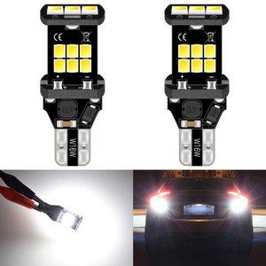 2x T16 T15 W16W Canbus LED de secours Feu de recul pour CX-5 2020 CX 5 2020 2014 2013 Accessoires Auto Lamp 912 921 Ampoule LED