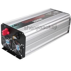 Reines 1PC Sinus-Wellen-Sonnenenergie-Inverter DC12V 24V Wechselstrom 110V-220V Aluminiumlegierung Intelligent Solar Inverter Digital Display
