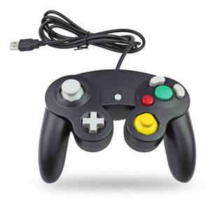 NGC game controller game joysticks GC single controller moving wired game controllers USB port controller 2020