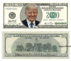 Перевыборы Великий Президентская 100 Donald Деньги 48pcs Keep America с ружьем Trump Билл Деньги Фавор партии 2020 Cca12155 доллар Gun yxlUU