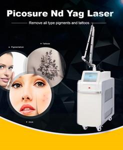 Большая мощность Pico уверен лазер пикосекундной татуировки лазера цены удаления машина кожа омоложение Большого Picosecond лазерная машина Корея Руководство Оригинал