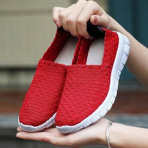 Summer Man Sport Shoes Women Sneakers Man Brand Running Shoes Male Sports Training Lightweight Red Designer Trainers A-379 RaPL#