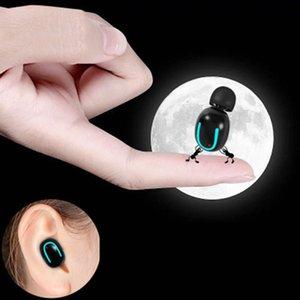 Q13 Bluetooth 4.1 Headphones Mini Portable Wireless Stereo In-Ear Earbuds Waterproof Noise Canceling Earphones Sport Wireless Headset