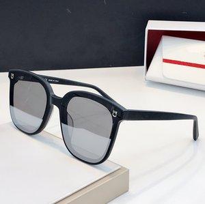 جديد 2268S النظارات الشمسية الشعبية فاخر مصمم النساء ساحة الصيف نمط الإطار الكامل أعلى جودة حماية من الأشعة فوق لون مختلط تعال مع صندوق 2268