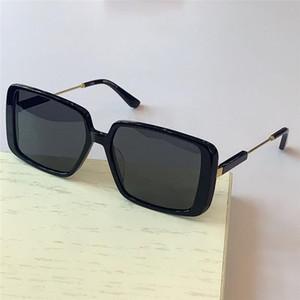 Vender clássico de óculos de sol quadro quadrado e vidros ópticos design de moda óculos estilo simples de alta qualidade resistente aos raios UV 400 lente 0828