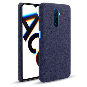 Suitable for oppo Reno ace case customized Reno ace case creative cloth leather case