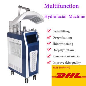 Hydra Machine peau du visage Rejuvanation hydro dermabrasion équipement hydra visage 9 1 peau nettoyage en profondeur