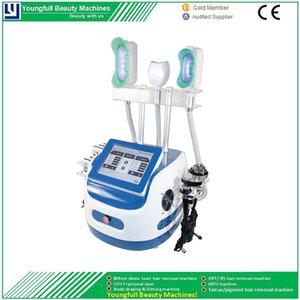 5 in 1 Cryolipolysis Lipolaser RF Vacuum Freezing Fat Slimming Body Sculpting Laser Lipo Lipolysis Wholesale Cavitation Machine