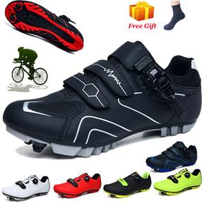 2020 Cycling Shoes sapatilha ciclismo mtb Men Sneakers Women Mountain Bike Shoes Self-locking Bicycle Sport Racing Sneaker