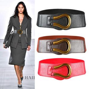 New Size Corset Fashion Femme Wide Big Quality Plus Women Elastic Belts Dress Ceinture Designer High Belt Grosse For Cummerbunds Bxhql