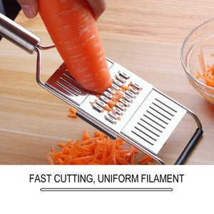 Multi-purpose Vegetable Slicer Stainless Steel Grater Cutter Shredders Fruit Potato Peeler Carrot Grater Kitchen Accessories hot