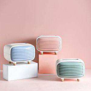 Creative Radio Tissue Box Plastic Living Room Chic Paper Towel Storage Box Hotel Restaurant Home Decoration Supplies