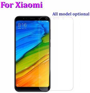 9H Full glue transparent Screen Tempered Glass Protector Film For Xiaomi Mi 8 lite pro SE MIx 3 Redmi 5 6 6A max 2 6X 2s 4X