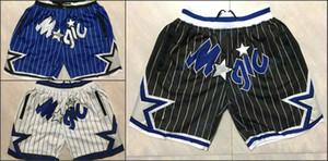 Orlandola magieLes hommes juste du pantalon de poche respirantNBA Classic Basketball Shorts