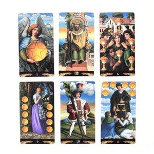 Vollpension Karten Familie Pre Card Deck Spiel Tarot English Toy Partei Präraffaeliten 78 Drop Shipping lHdCu hotclipper