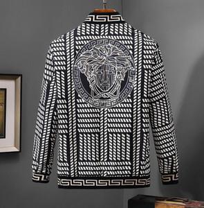 Versace 2020 V21 veste élégante, pull-over, manches courtes, T-shirt, veste, vêtements Livraison gratuite