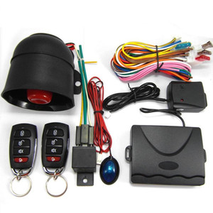 New M802-8101 Car Security System Alarm Immobiliser Central Locking Sensor