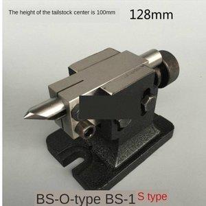 4 pollici 5 pollici 6 8 Universal indicizzazione capo di indicizzazione Tailstock Machine Tool Applicazione semplice Tailstock retrattile d7uw #