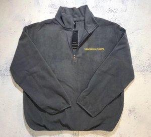Fleece Jacket Top Long Sleeve Loose Warm Sweatshirts Couples Women And Mens High Quality Sweater M~XL55