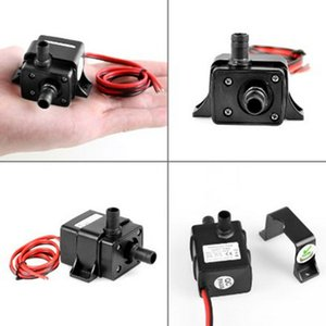 Brand New Ultra-quiet DC 12V 4.2W 240L H Flow Rate Waterproof Brushless Pump Mini Submersible Water Pump
