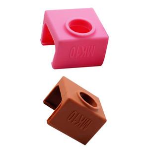 2pcs chauffe-bloc protecteur MK10 Chaussettes Housse en silicone lieu en céramique