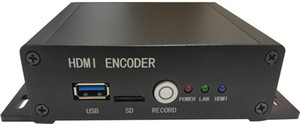 4K@30fps H.265 HDMI Video Encoder with Audio IN via http rtsp rtmp udp to Stream