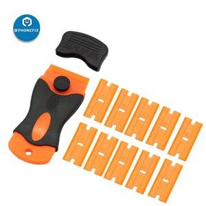 11 IN 1 Клей Удаление нож ЖК-экран лопата Открытие Kit UV Клей для чистки Нож для удаления Инструмент для ремонта материнских плат