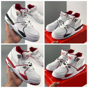 2020 Mens 4 Volo 89 Scarpe da basket Glow In The Dark White Red Men Trainisti Jumpman 4S Stress Sneakers Des Chaussures Dimensione 13