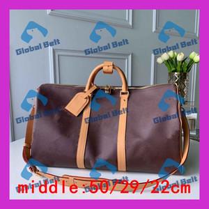 nette Schulter Reisetasche mit hohen Kapazität mit großer Kapazität Gepäcktasche Gepäck wasserdichter Handtasche beiläufige Reisetaschen Vintage-Klassiker