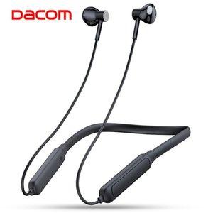 Dacom G03H Esporte Neckband Fone de ouvido Bluetooth 5.0 Ear Phones sem fios Buds alta qualidade com microfone para